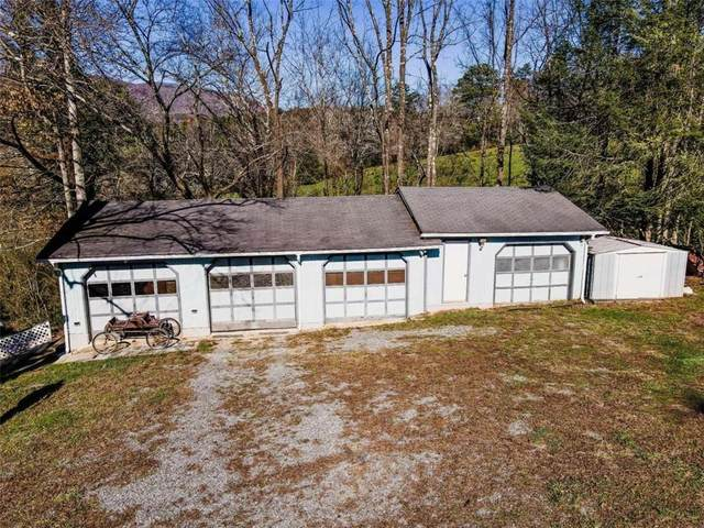 4753 Big Creek Road, Ellijay, GA 30540 (MLS #6810545) :: Kennesaw Life Real Estate