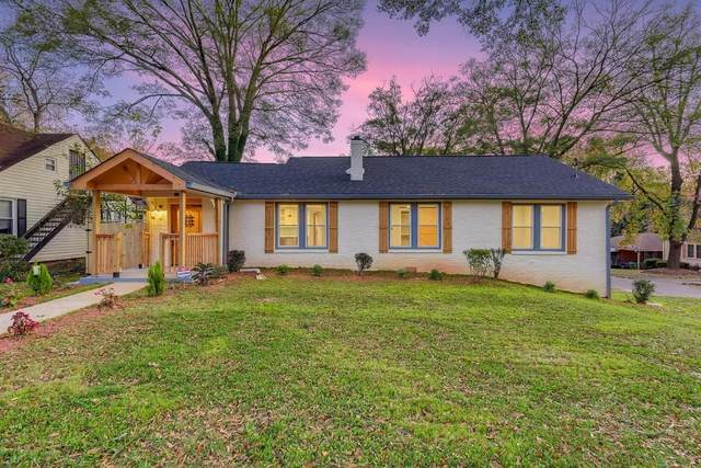 1454 Mims Street SW, Atlanta, GA 30314 (MLS #6810557) :: Tonda Booker Real Estate Sales