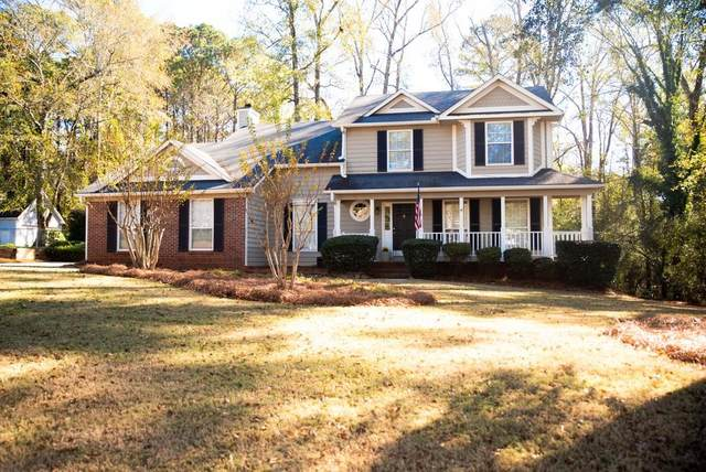 3530 Tiffany Drive SE, Conyers, GA 30013 (MLS #6810606) :: North Atlanta Home Team