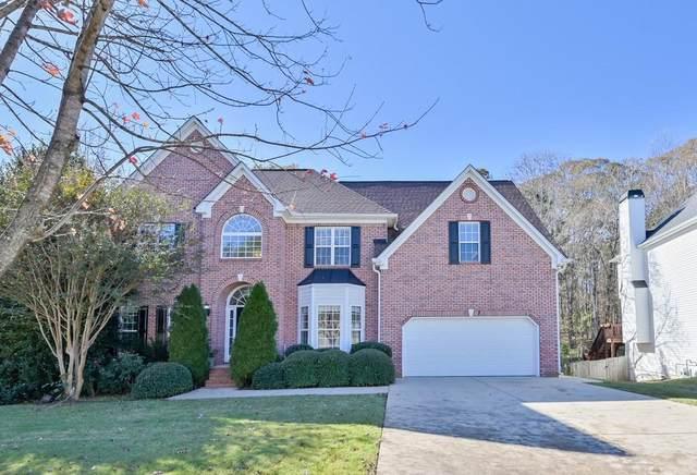 3719 Casteel Park Drive SW, Marietta, GA 30064 (MLS #6810617) :: North Atlanta Home Team