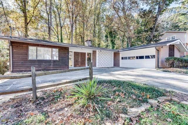 3595 Cloudland Drive, Stone Mountain, GA 30083 (MLS #6810630) :: Path & Post Real Estate