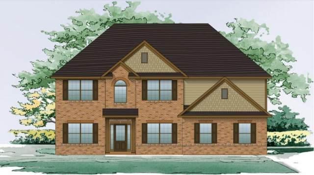 3833 The Great Drive, Atlanta, GA 30349 (MLS #6810639) :: Tonda Booker Real Estate Sales