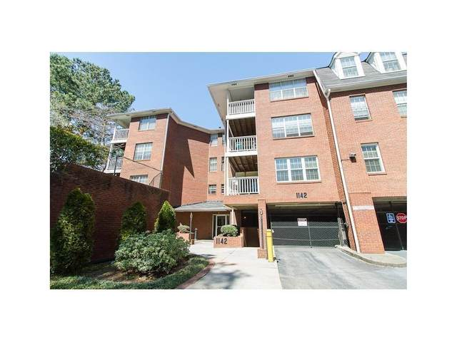 1142 N Jamestown Road #205, Decatur, GA 30033 (MLS #6810647) :: Oliver & Associates Realty