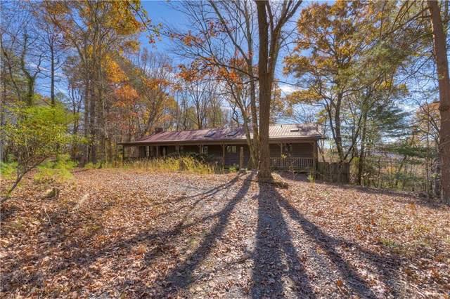 599 Pettit Ridge Road, Ellijay, GA 30540 (MLS #6810658) :: Kennesaw Life Real Estate