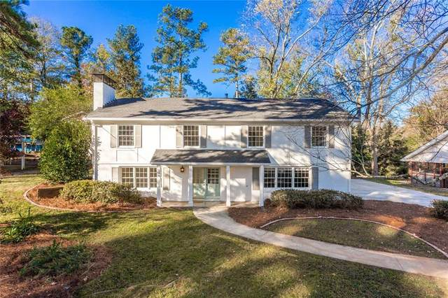 712 Monticello Way SE, Marietta, GA 30067 (MLS #6810680) :: Keller Williams Realty Atlanta Classic
