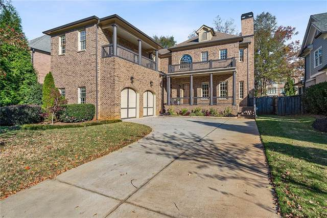 1110 Wimberly Road NE, Brookhaven, GA 30319 (MLS #6810683) :: North Atlanta Home Team