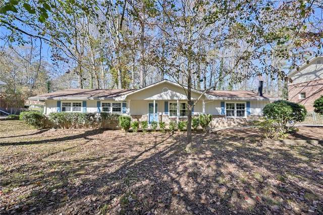 2162 Chestnut Place, Lithia Springs, GA 30122 (MLS #6810686) :: Path & Post Real Estate