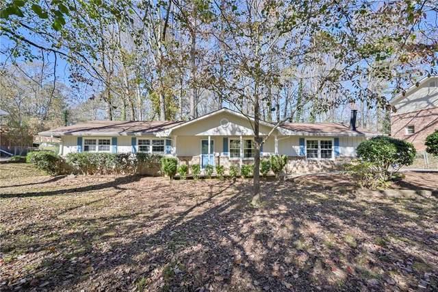 2162 Chestnut Place, Lithia Springs, GA 30122 (MLS #6810686) :: RE/MAX Prestige