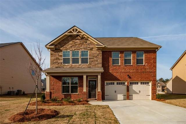 1228 Brookstone Circle Ne, Conyers, GA 30012 (MLS #6810708) :: Keller Williams Realty Atlanta Classic
