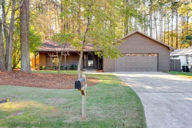 1118 Trailblazer Way, Lilburn, GA 30047 (MLS #6810718) :: North Atlanta Home Team