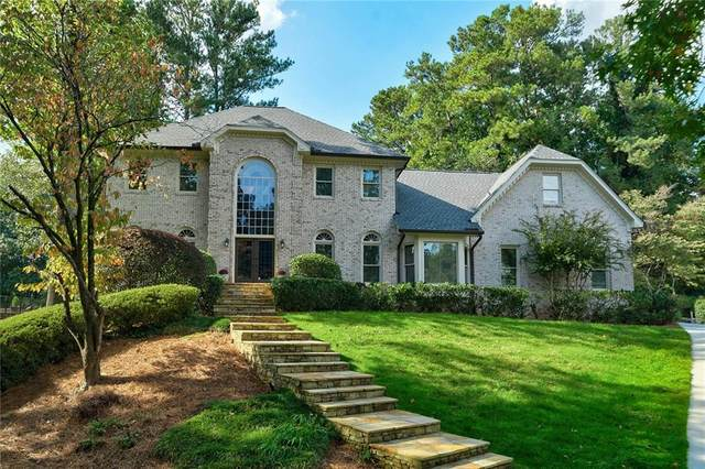 4705 Ponte Vedra Drive SE, Marietta, GA 30067 (MLS #6810734) :: The Justin Landis Group