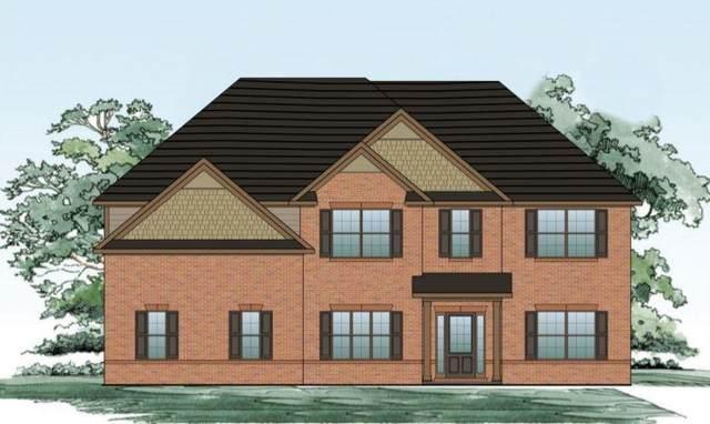 3797 The Great Drive, Atlanta, GA 30349 (MLS #6810747) :: Tonda Booker Real Estate Sales