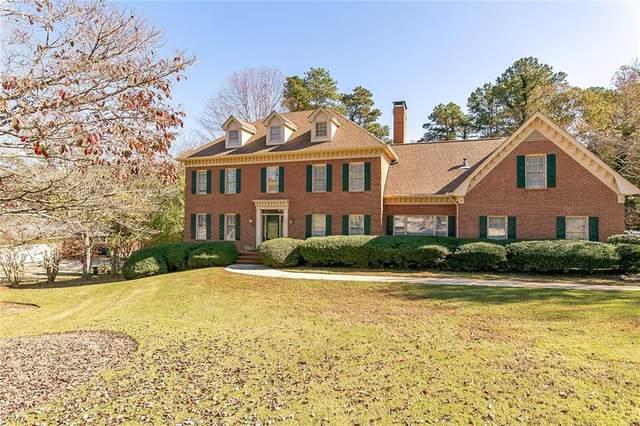 1949 Kanawha Drive, Stone Mountain, GA 30087 (MLS #6810750) :: North Atlanta Home Team