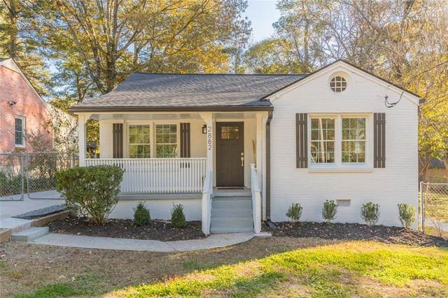 2882 Daws Avenue SE, Atlanta, GA 30317 (MLS #6810797) :: The Zac Team @ RE/MAX Metro Atlanta