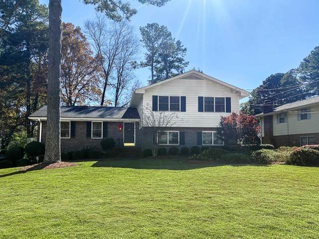 4197 Jeri Lynn Court, Tucker, GA 30084 (MLS #6810802) :: North Atlanta Home Team