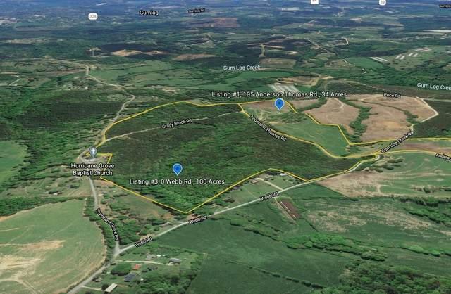 0 Webb Road, Martin, GA 30557 (MLS #6810812) :: Dillard and Company Realty Group