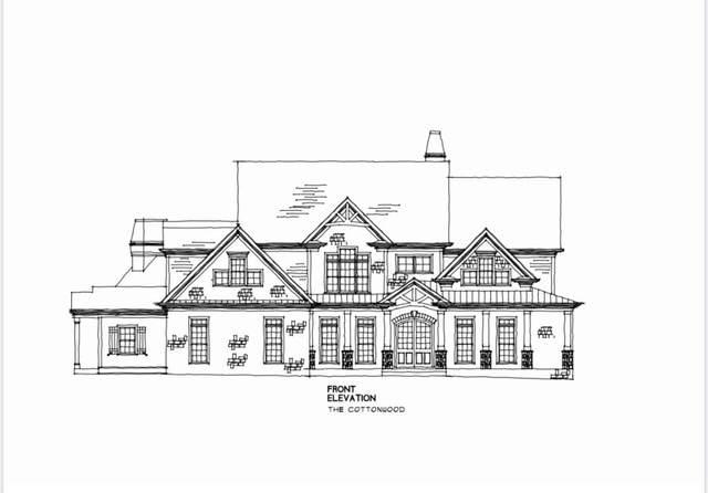 3596 Moye Trail, Duluth, GA 30097 (MLS #6810840) :: Tonda Booker Real Estate Sales