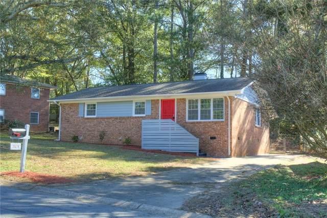 3976 Adamsville Drive SW, Atlanta, GA 30331 (MLS #6810842) :: North Atlanta Home Team