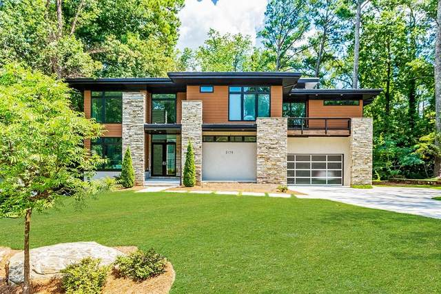 2175 Meadowcliff Drive NE, Atlanta, GA 30345 (MLS #6810843) :: The Zac Team @ RE/MAX Metro Atlanta