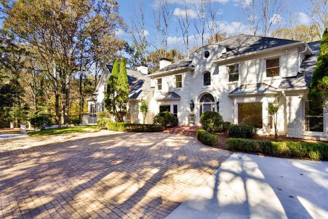 2580 W Wesley Road NW, Atlanta, GA 30327 (MLS #6810874) :: 515 Life Real Estate Company