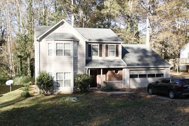 1590 Canberra Drive, Stone Mountain, GA 30088 (MLS #6810896) :: Tonda Booker Real Estate Sales