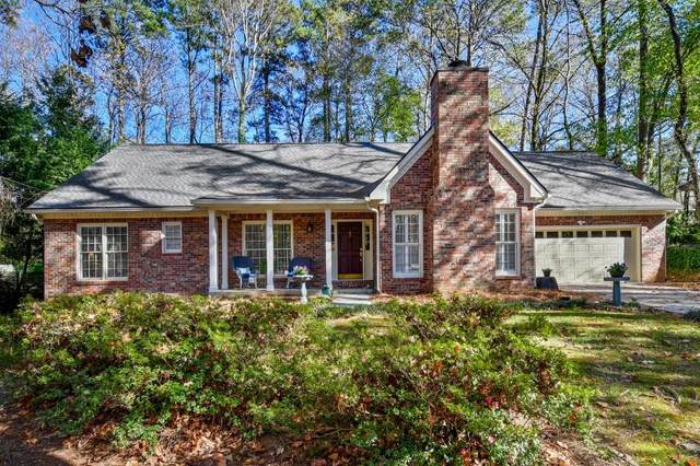 3803 Watkins Place NE, Brookhaven, GA 30319 (MLS #6810953) :: North Atlanta Home Team