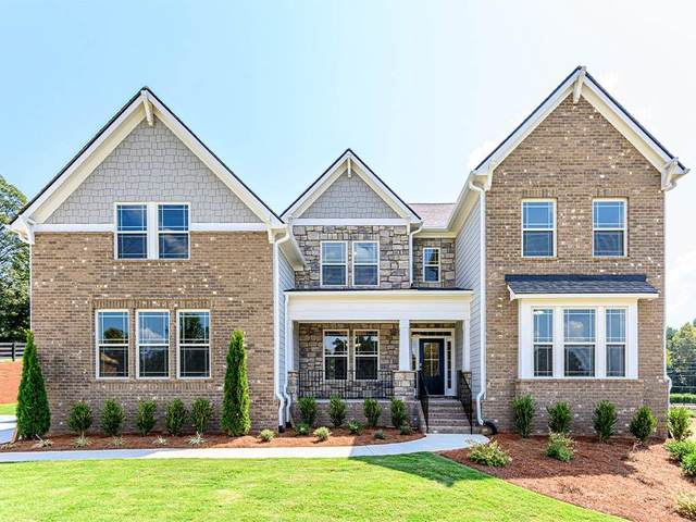 124 Genesee Pointe, Newnan, GA 30263 (MLS #6810962) :: Keller Williams Realty Atlanta Classic