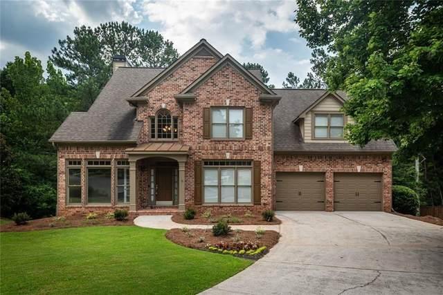 810 Cambridge Crest Lane, Johns Creek, GA 30005 (MLS #6810993) :: Dillard and Company Realty Group