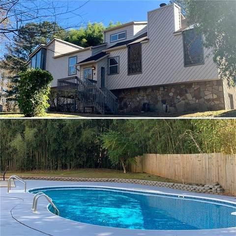 3566 Tritt Springs Court NE, Marietta, GA 30062 (MLS #6810996) :: Path & Post Real Estate