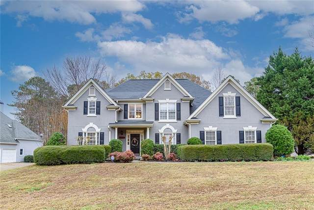 4900 Burnt Hickory Road NW, Kennesaw, GA 30152 (MLS #6811010) :: Path & Post Real Estate