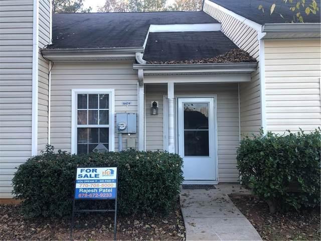 6434 Wellington Chase Court #6434, Lithonia, GA 30058 (MLS #6811033) :: Lakeshore Real Estate Inc.