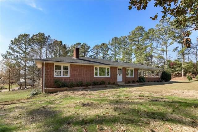 1298 Ridge Rd. Road, Dallas, GA 30157 (MLS #6811049) :: Kennesaw Life Real Estate