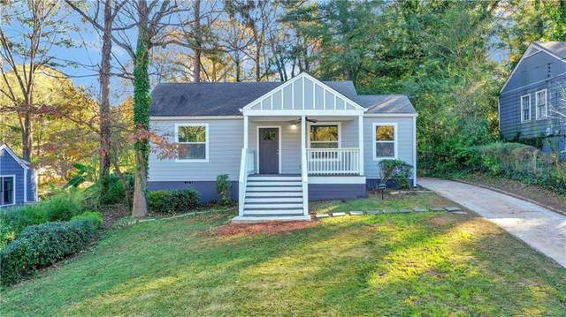 1614 Terry Mill Road SE, Atlanta, GA 30316 (MLS #6811066) :: The Justin Landis Group