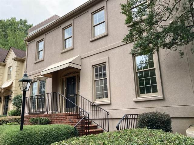 2525 Peachtree Road NE #12, Atlanta, GA 30305 (MLS #6811070) :: RE/MAX Paramount Properties