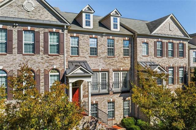 1012 E Paces Chase NE, Atlanta, GA 30326 (MLS #6811073) :: The Justin Landis Group