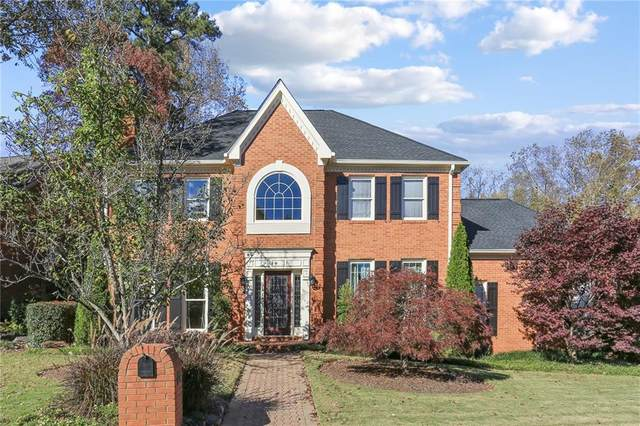 205 Embassy Court, Atlanta, GA 30328 (MLS #6811079) :: The Heyl Group at Keller Williams
