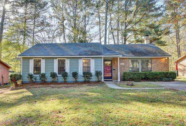 5537 Rock Springs Road, Lithonia, GA 30038 (MLS #6811102) :: North Atlanta Home Team