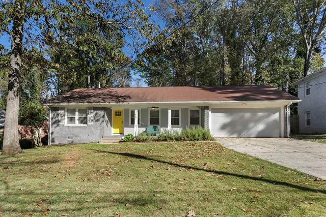 1462 Thomas Road, Decatur, GA 30030 (MLS #6811116) :: Path & Post Real Estate