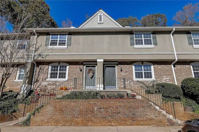 6900 Roswell Road N4, Sandy Springs, GA 30328 (MLS #6811126) :: Dillard and Company Realty Group