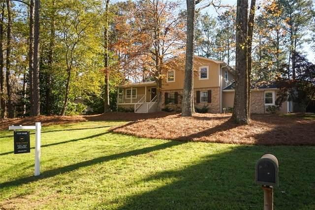 4627 Brunning Court, Dunwoody, GA 30338 (MLS #6811131) :: Dillard and Company Realty Group