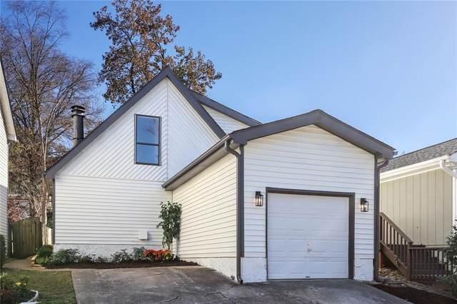 2964 Black Bear Drive, Marietta, GA 30067 (MLS #6811166) :: The Hinsons - Mike Hinson & Harriet Hinson