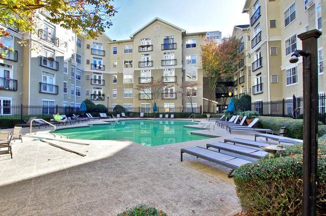 800 Peachtree Street NE #1412, Atlanta, GA 30308 (MLS #6811193) :: KELLY+CO