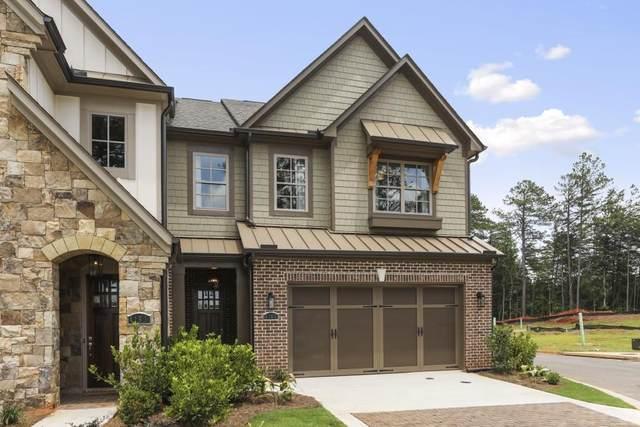 4164 Avid Park Drive NE #4, Marietta, GA 30062 (MLS #6811224) :: Path & Post Real Estate