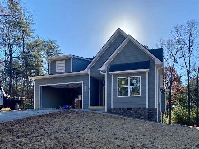 122 Sunset Cove, Ellijay, GA 30540 (MLS #6811232) :: AlpharettaZen Expert Home Advisors