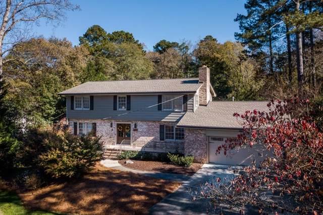 2602 Cosmos Drive NE, Atlanta, GA 30345 (MLS #6811249) :: Lakeshore Real Estate Inc.