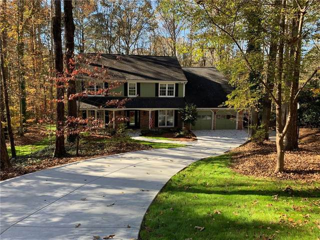 2565 Woodland Path, Marietta, GA 30062 (MLS #6811259) :: North Atlanta Home Team