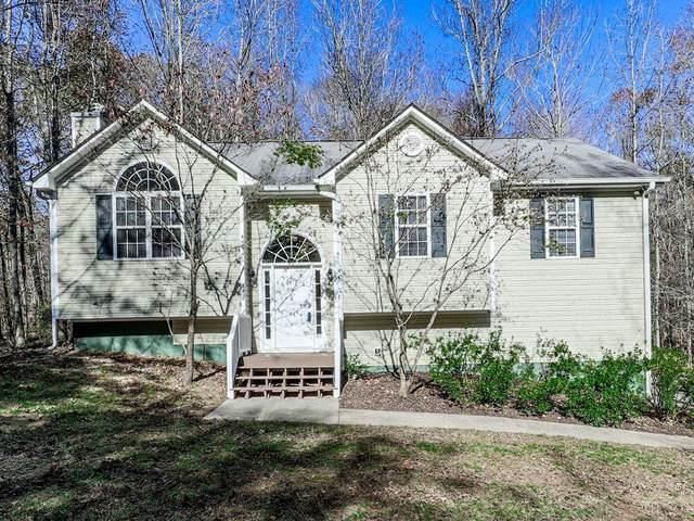 1140 Twin Mountain Lake Circle, Talking Rock, GA 30175 (MLS #6811263) :: North Atlanta Home Team