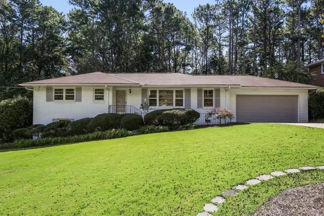 1871 Audubon Drive NE, Atlanta, GA 30329 (MLS #6811281) :: North Atlanta Home Team
