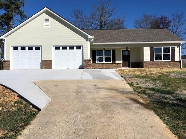 271 Crowe Springs Road NW, Cartersville, GA 30121 (MLS #6811283) :: North Atlanta Home Team