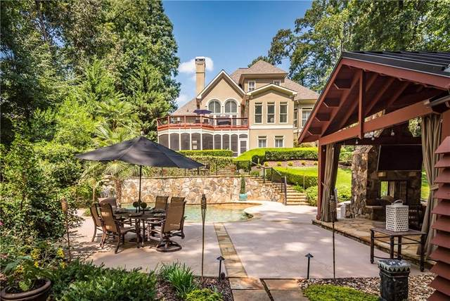 110 Champions Club Court, Alpharetta, GA 30004 (MLS #6811286) :: North Atlanta Home Team